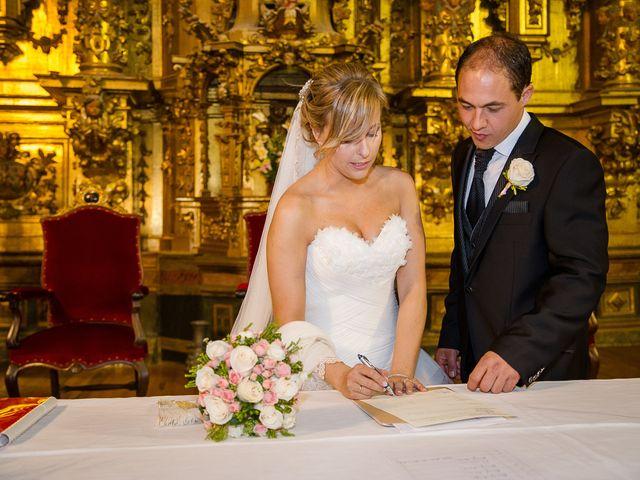 La boda de Abilio y María en Autillo De Campos, Palencia 43