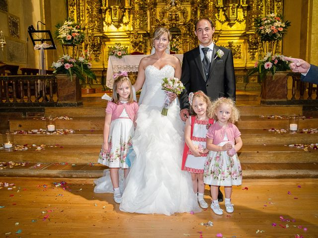 La boda de Abilio y María en Autillo De Campos, Palencia 44