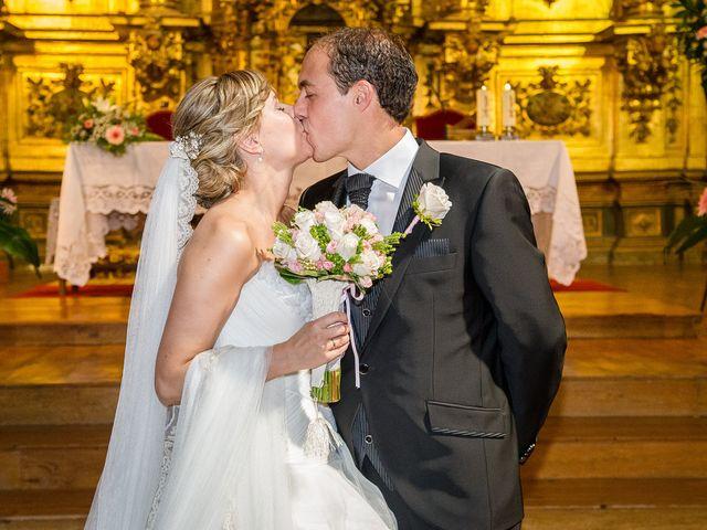 La boda de Abilio y María en Autillo De Campos, Palencia 45