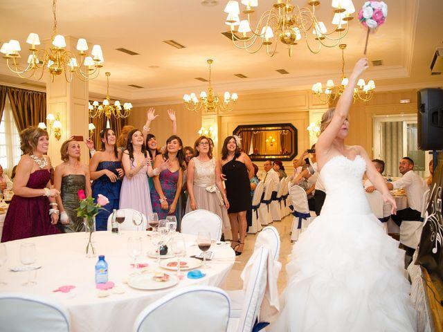 La boda de Abilio y María en Autillo De Campos, Palencia 61