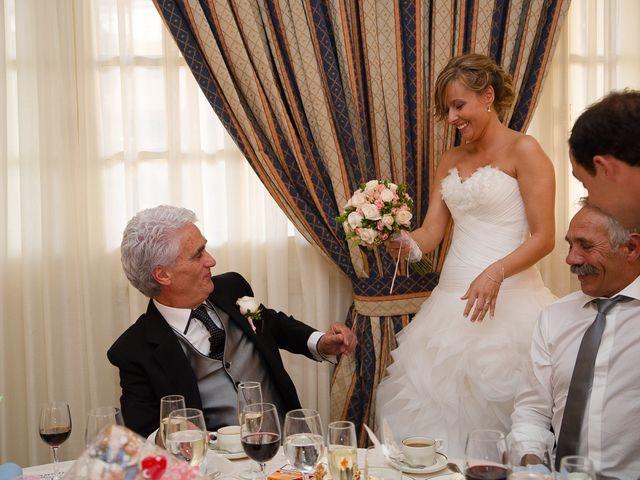 La boda de Abilio y María en Autillo De Campos, Palencia 66