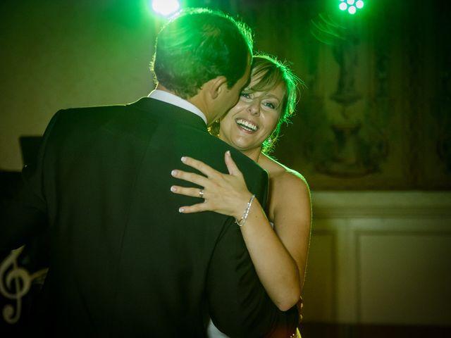 La boda de Abilio y María en Autillo De Campos, Palencia 78