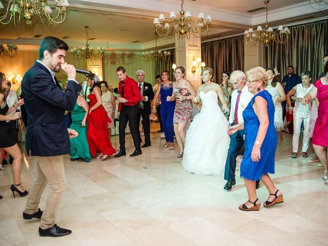 La boda de Abilio y María en Autillo De Campos, Palencia 81
