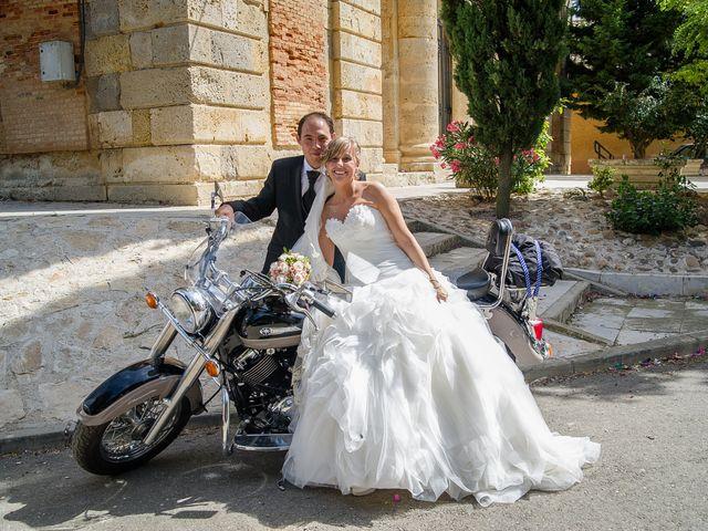 La boda de María y Abilio