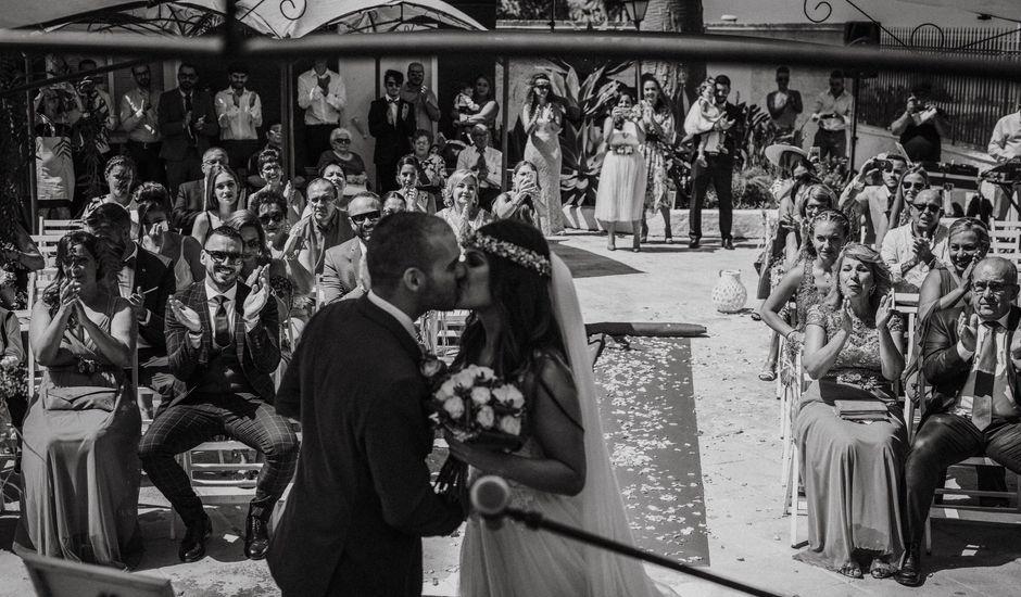La boda de Samuel  y Fabiola en Tacoronte, Santa Cruz de Tenerife