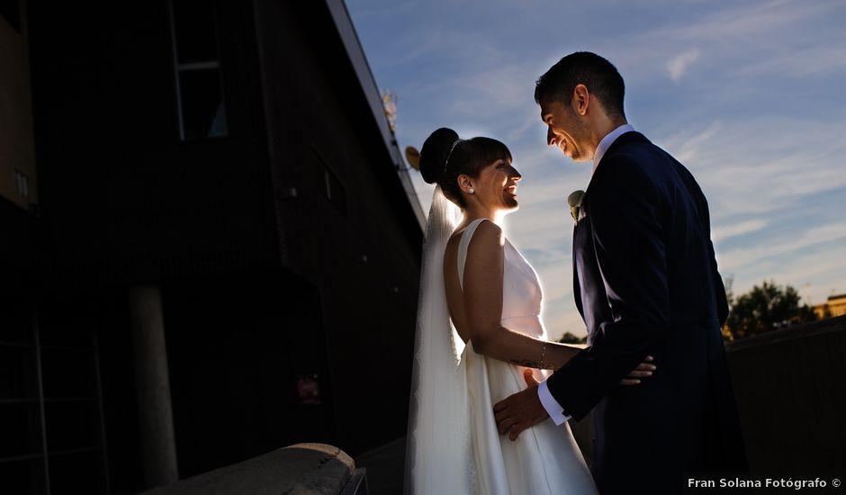 La boda de David y Estela en Toledo, Toledo