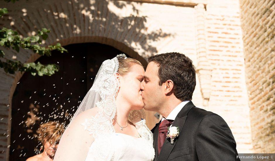 La boda de Javier y Laura en Cubas De La Sagra, Madrid