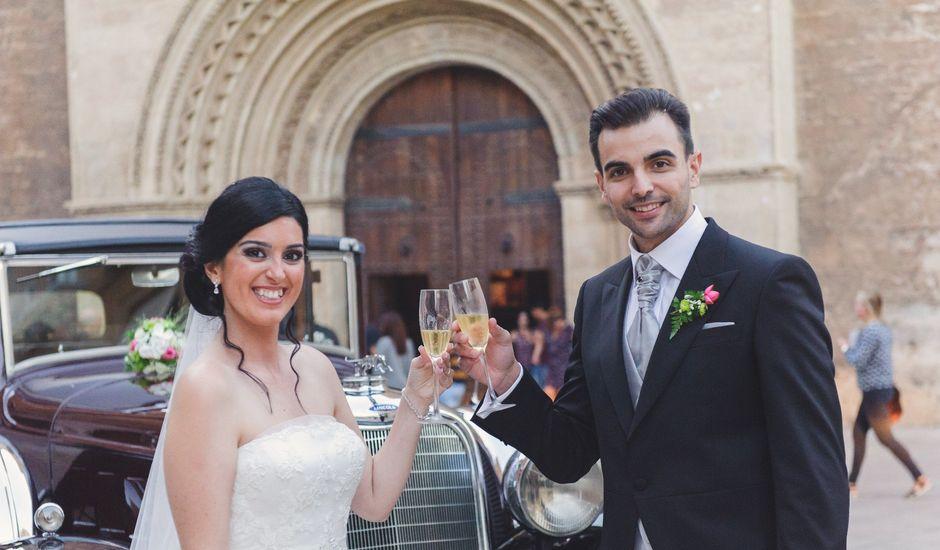La boda de Sergio y Ana María en Mislata, Valencia