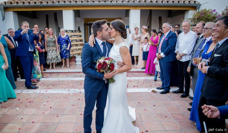 La boda de Luis y Marta en Castellar De La Frontera, Cádiz