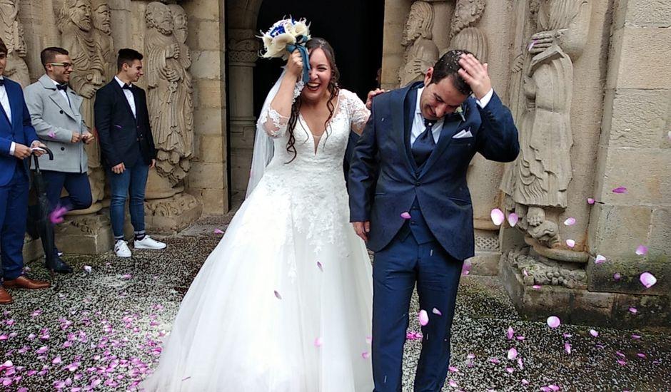 La boda de Sergio y Ana en Puente Viesgo, Cantabria