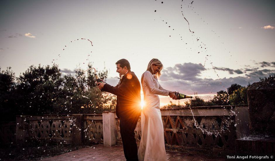 La boda de Silvia y Victor en Vilanova Del Valles, Barcelona