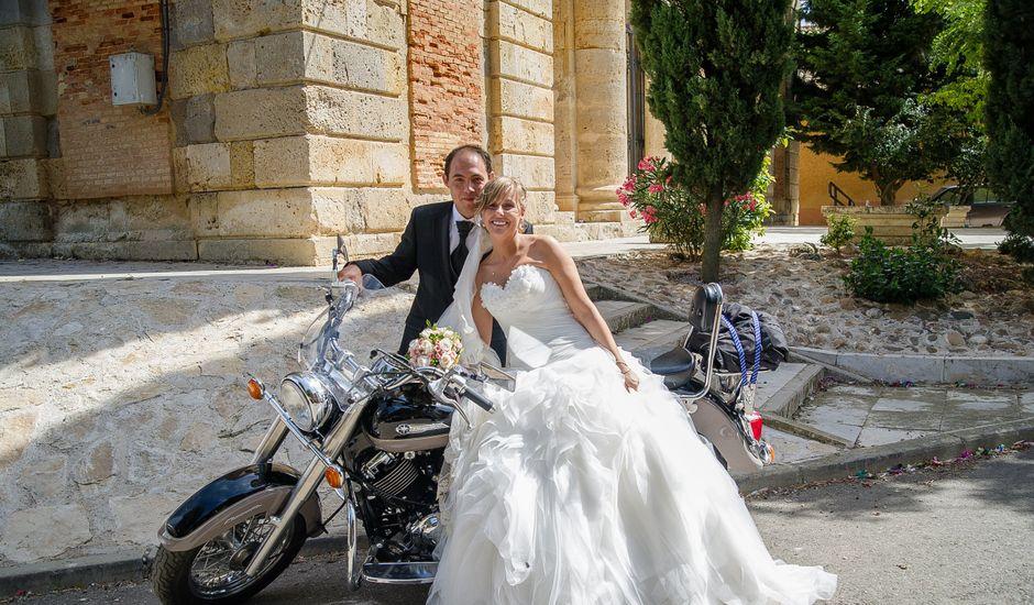 La boda de Abilio y María en Autillo De Campos, Palencia