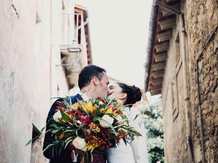 La boda de Iris y Esteve