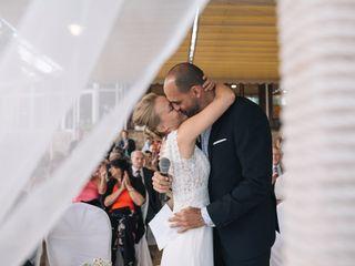 La boda de Sine y Miguel