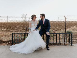 La boda de Estefanía y Edu