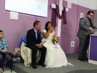 La boda de Katerine y Ayose 3