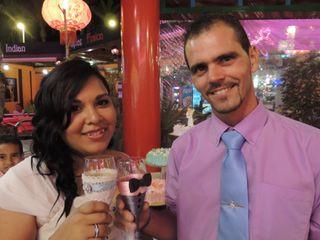 La boda de Katerine y Ayose