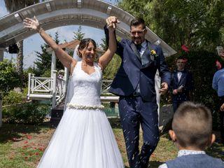 La boda de Jaume y Ariadna