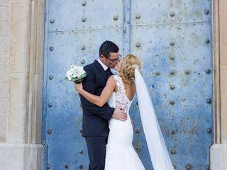 La boda de Carol y Raúl 3