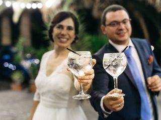 La boda de Carmen y Víctor