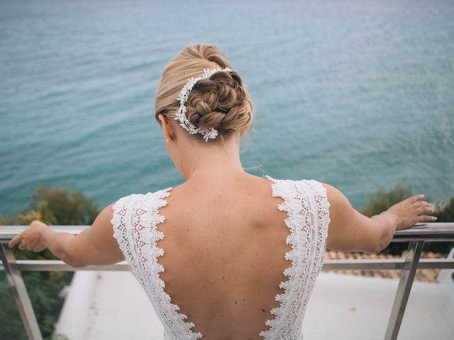 La boda de Miguel y Sine en La/villajoyosa Vila Joiosa, Alicante 13