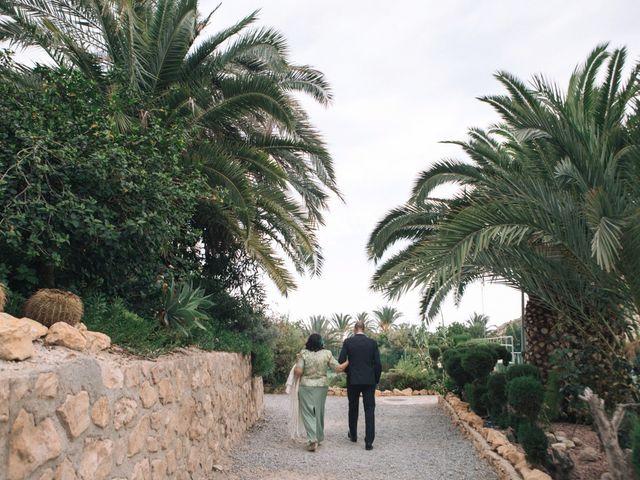 La boda de Miguel y Sine en La/villajoyosa Vila Joiosa, Alicante 17