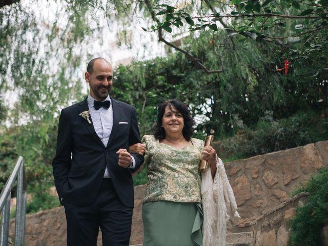 La boda de Miguel y Sine en La/villajoyosa Vila Joiosa, Alicante 18