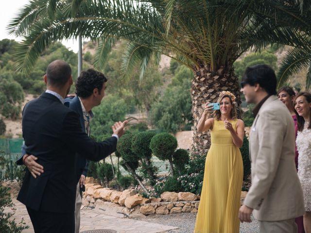 La boda de Miguel y Sine en La/villajoyosa Vila Joiosa, Alicante 19