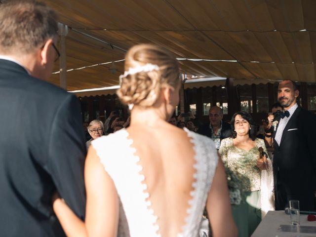 La boda de Miguel y Sine en La/villajoyosa Vila Joiosa, Alicante 25
