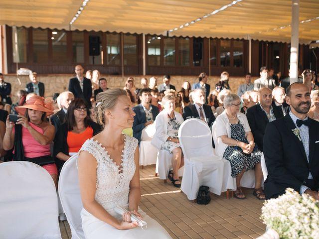 La boda de Miguel y Sine en La/villajoyosa Vila Joiosa, Alicante 27