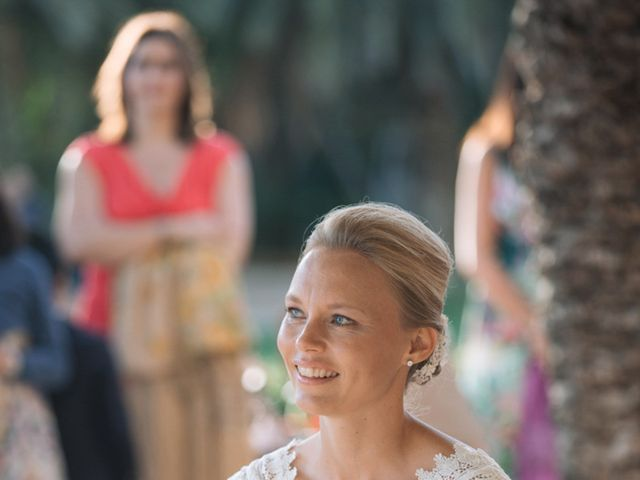 La boda de Miguel y Sine en La/villajoyosa Vila Joiosa, Alicante 29
