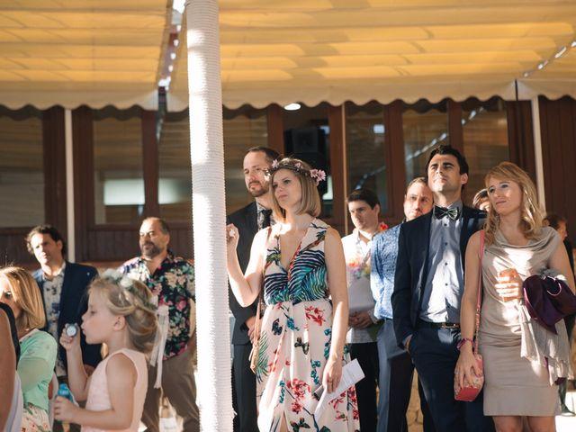 La boda de Miguel y Sine en La/villajoyosa Vila Joiosa, Alicante 31