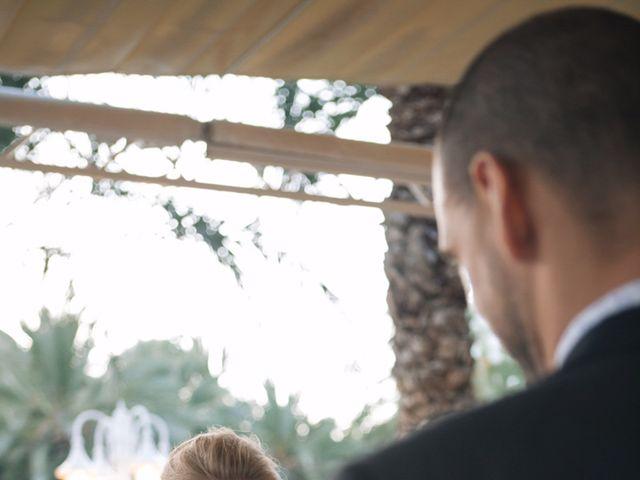 La boda de Miguel y Sine en La/villajoyosa Vila Joiosa, Alicante 33