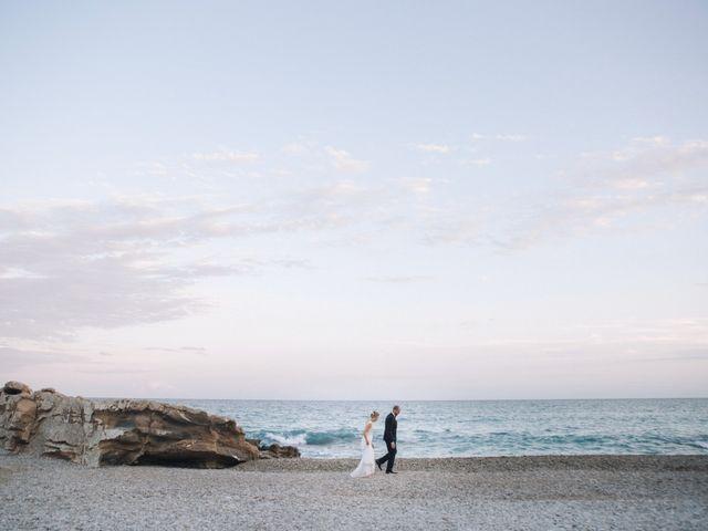 La boda de Miguel y Sine en La/villajoyosa Vila Joiosa, Alicante 36