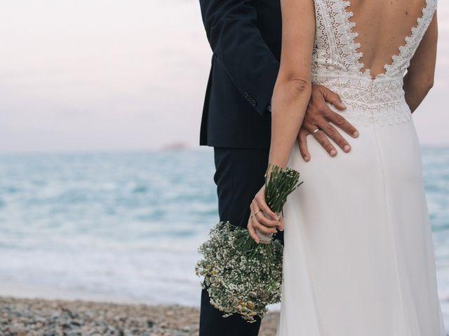 La boda de Miguel y Sine en La/villajoyosa Vila Joiosa, Alicante 42