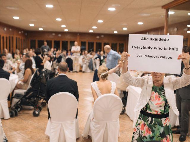 La boda de Miguel y Sine en La/villajoyosa Vila Joiosa, Alicante 50