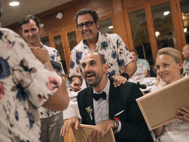 La boda de Miguel y Sine en La/villajoyosa Vila Joiosa, Alicante 52