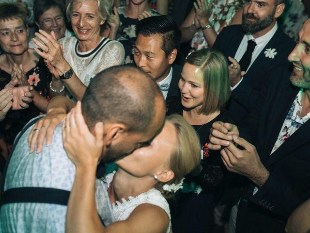 La boda de Miguel y Sine en La/villajoyosa Vila Joiosa, Alicante 55