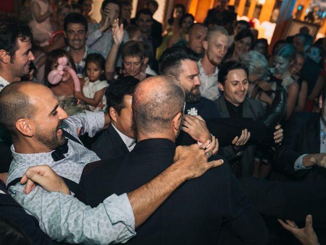 La boda de Miguel y Sine en La/villajoyosa Vila Joiosa, Alicante 57