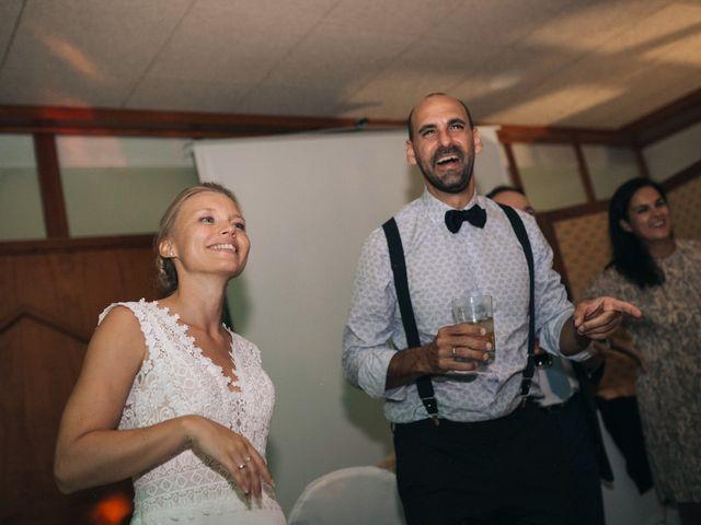 La boda de Miguel y Sine en La/villajoyosa Vila Joiosa, Alicante 61