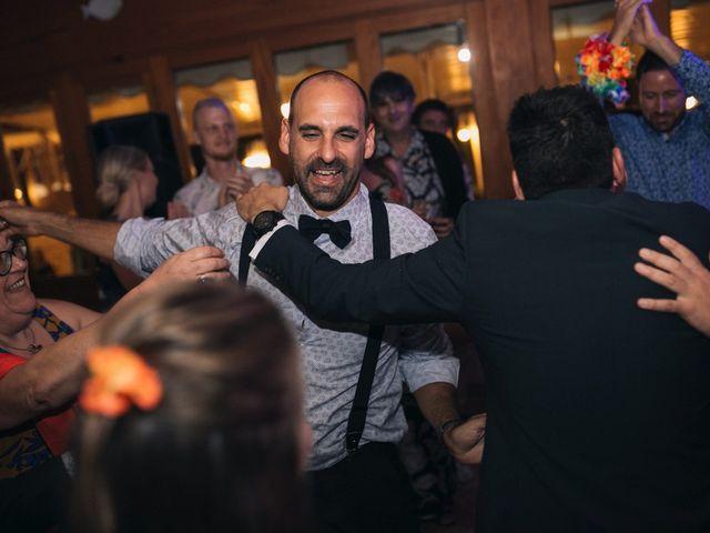 La boda de Miguel y Sine en La/villajoyosa Vila Joiosa, Alicante 63