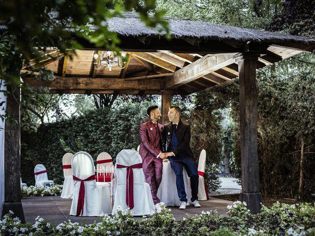 La boda de Geremias y Daniel