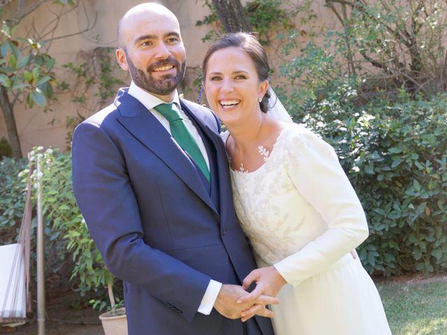 La boda de Inés y Roberto