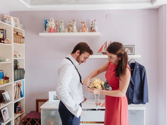 La boda de Edu y Estefanía en Alora, Málaga 1
