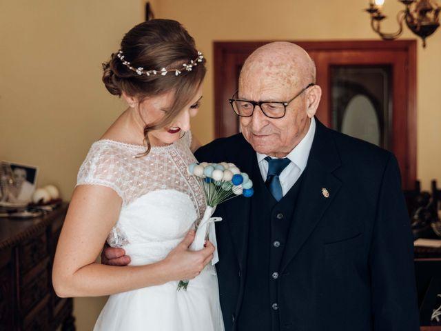 La boda de Edu y Estefanía en Alora, Málaga 15