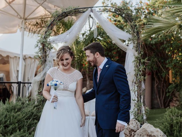 La boda de Edu y Estefanía en Alora, Málaga 28