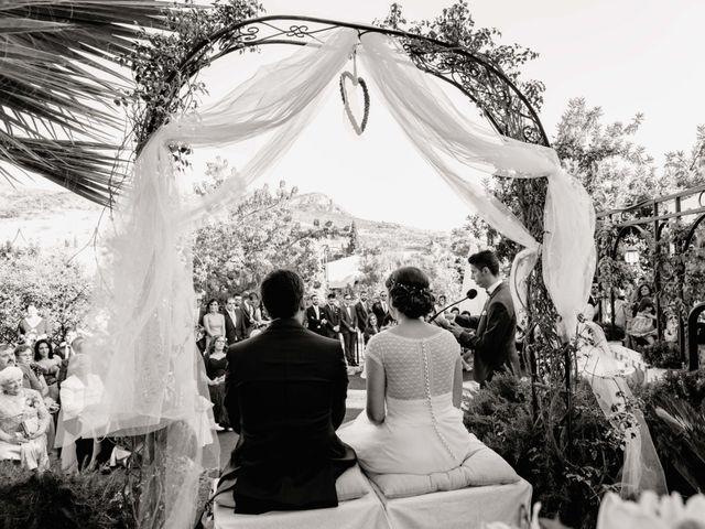 La boda de Edu y Estefanía en Alora, Málaga 29