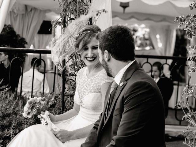La boda de Edu y Estefanía en Alora, Málaga 30