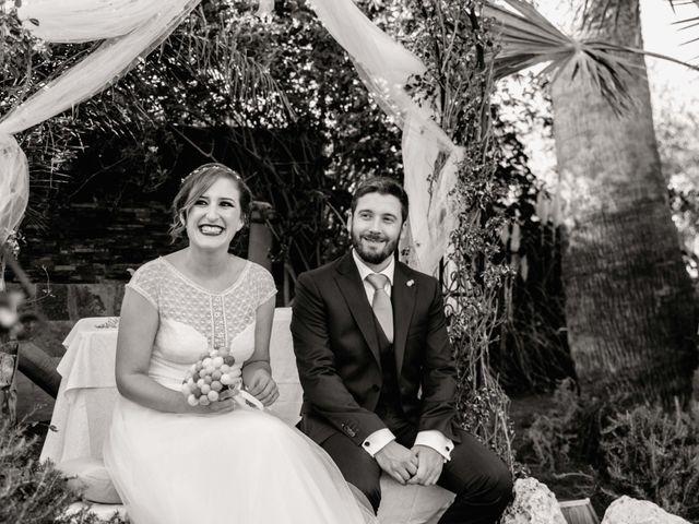 La boda de Edu y Estefanía en Alora, Málaga 31