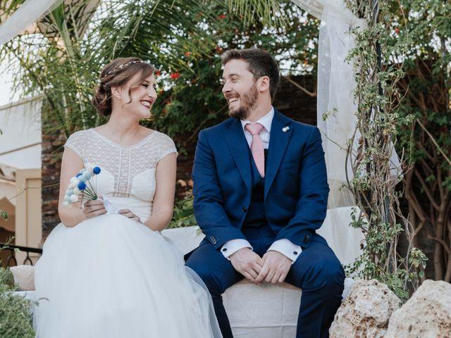 La boda de Edu y Estefanía en Alora, Málaga 32